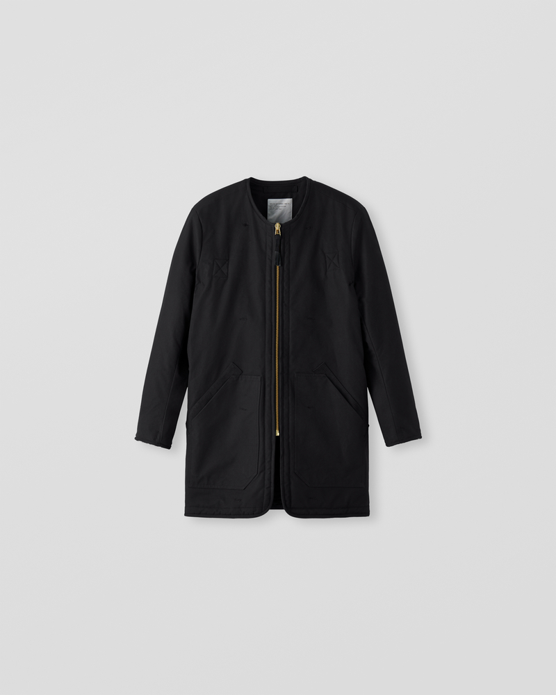 Image of AM2-1B Liner Coat Black