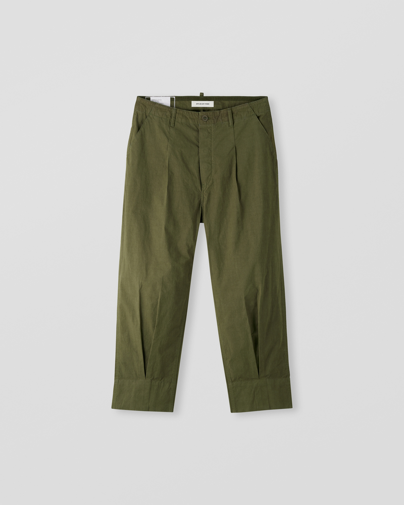 Image of DM1-1 Japanese Cargo Military Green