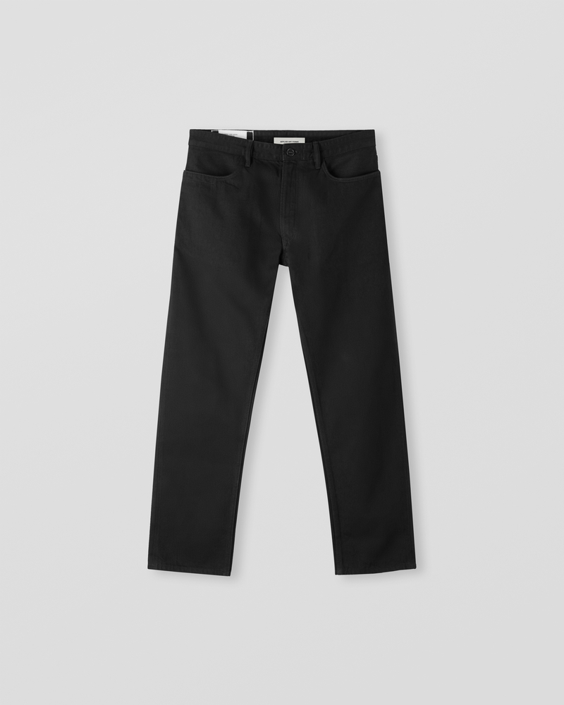 Image of DM2-1 Japanese Black Denim