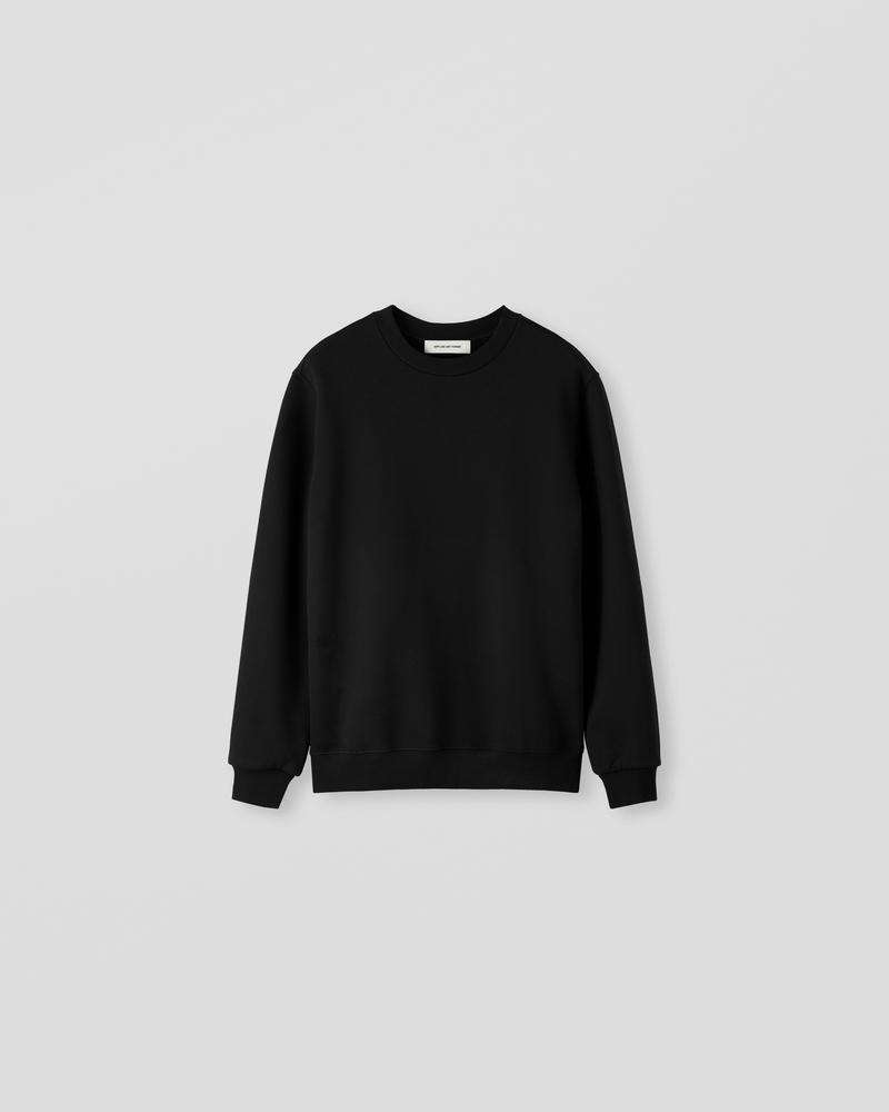 Image of NM1-1 Crewneck Sweater Black