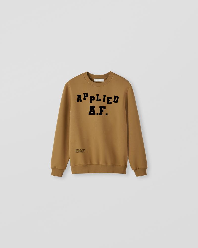 Image of NM1-1 Crewneck Sweater Copper [Commit]
