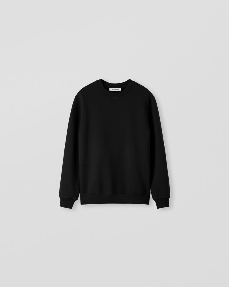 Image of NM1-1 Crewneck Sweater Black