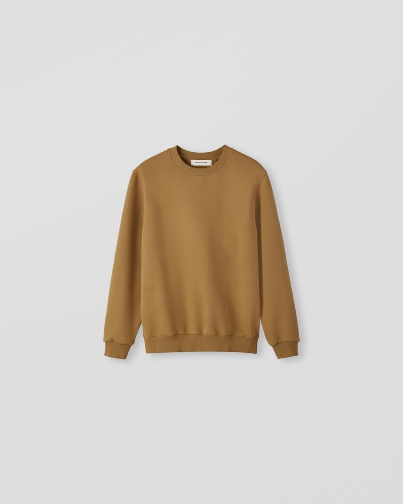 Image of NM1-1 Crewneck Sweater Copper