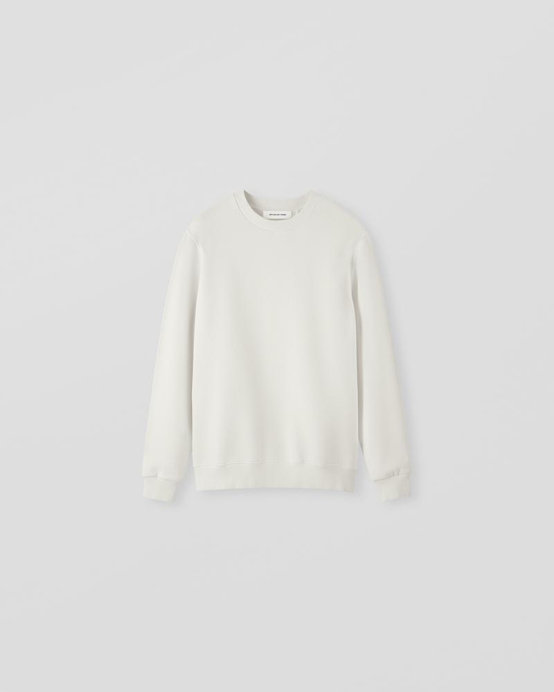 Image of NM1-1 Crewneck Sweater Ecru