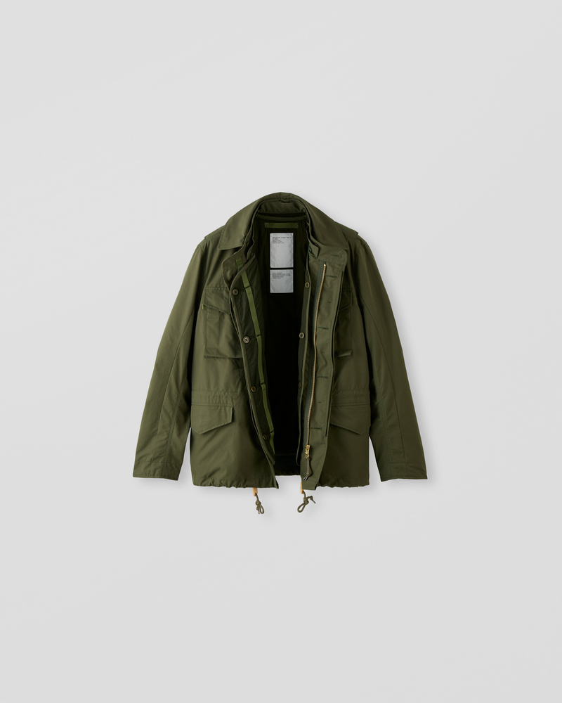 Image of CM1-2 Field Jacket Military Green