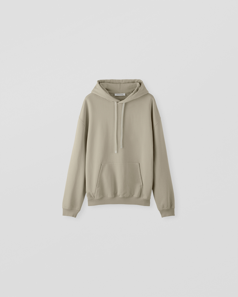 Image of NM2-2 Oversized Hoodie Soft Grey