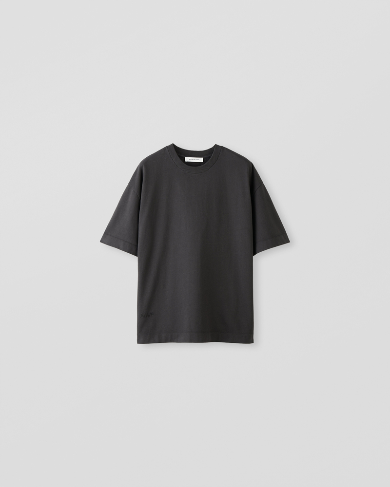 Image of LM1-4 Oversized T-Shirt Charcoal
